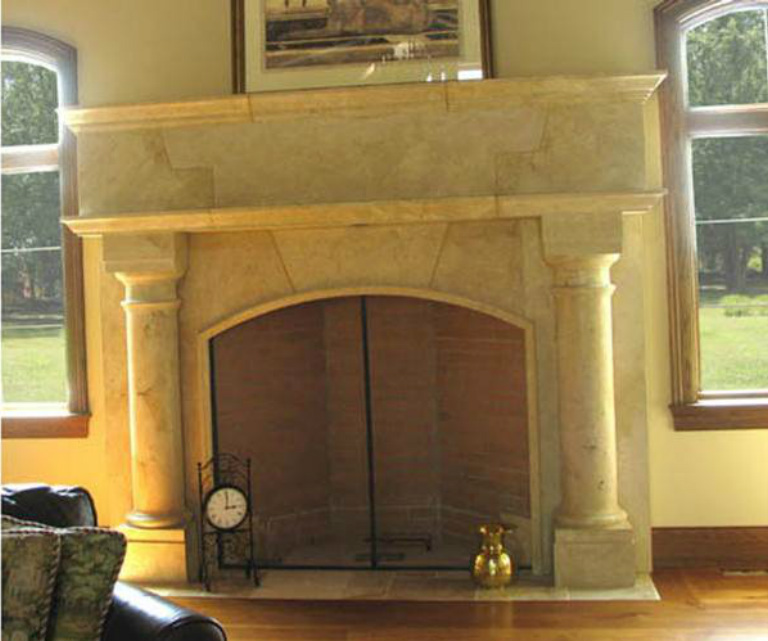 fireplace mantels faux finish kitchen refinish professionals